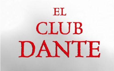 El Club Dante, de Matthew Pearl