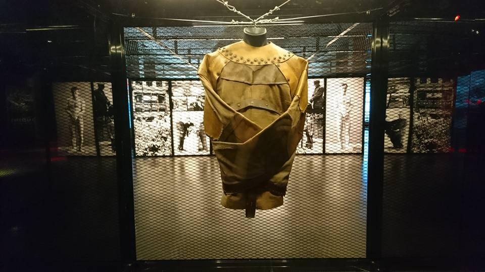 Exposicion Houdini