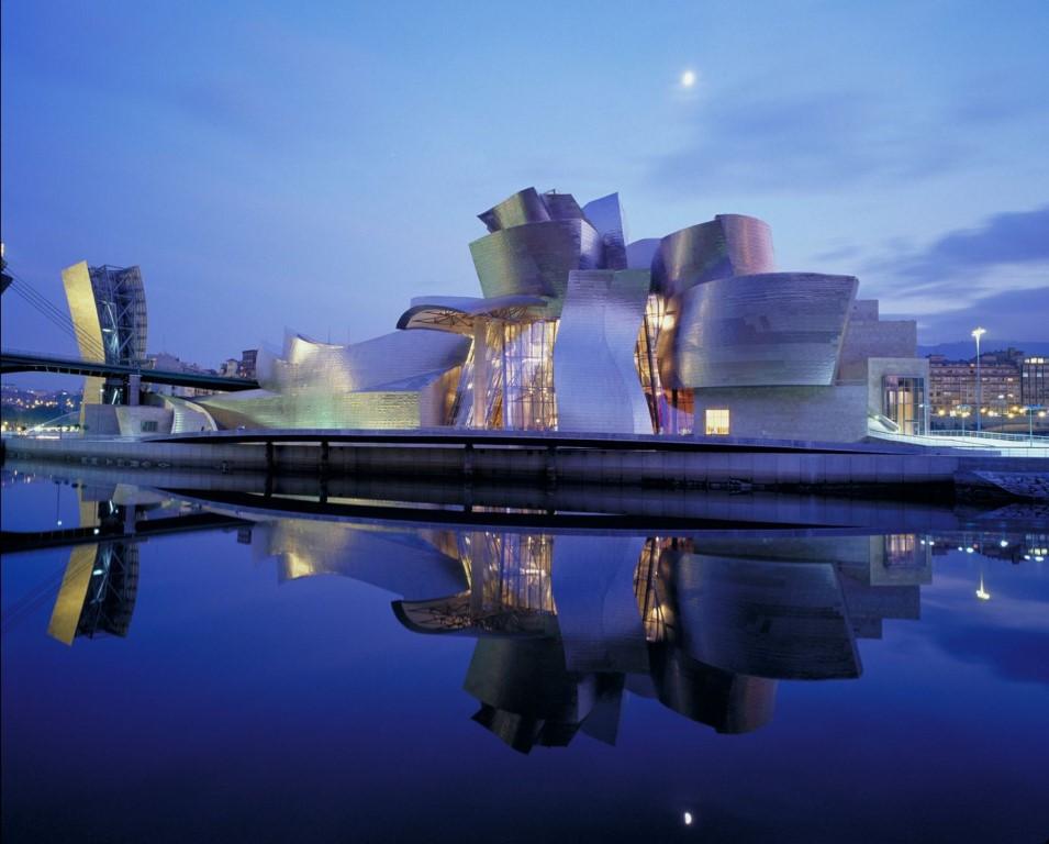 visitar Bilbao Guggenheim
