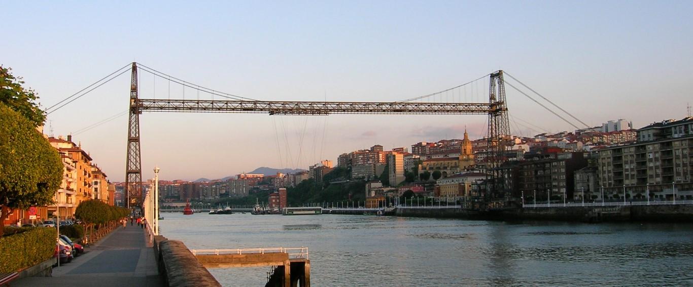 Puente Portugalete visitar Bilbao