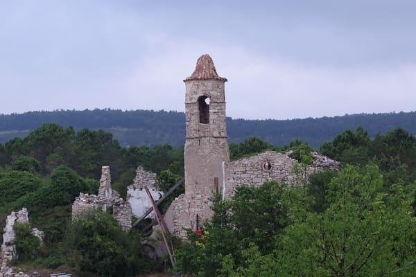 La Mussara lugares misteriosos de España