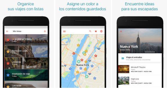 aplicaciones para viajar citymaps