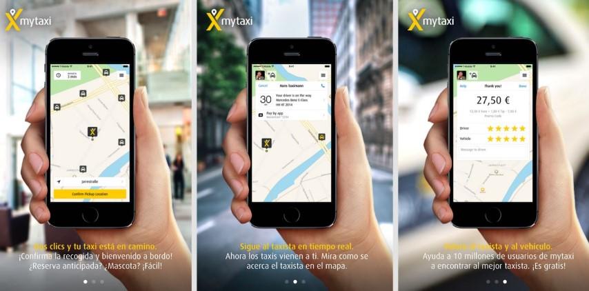 my taxi app de transporte