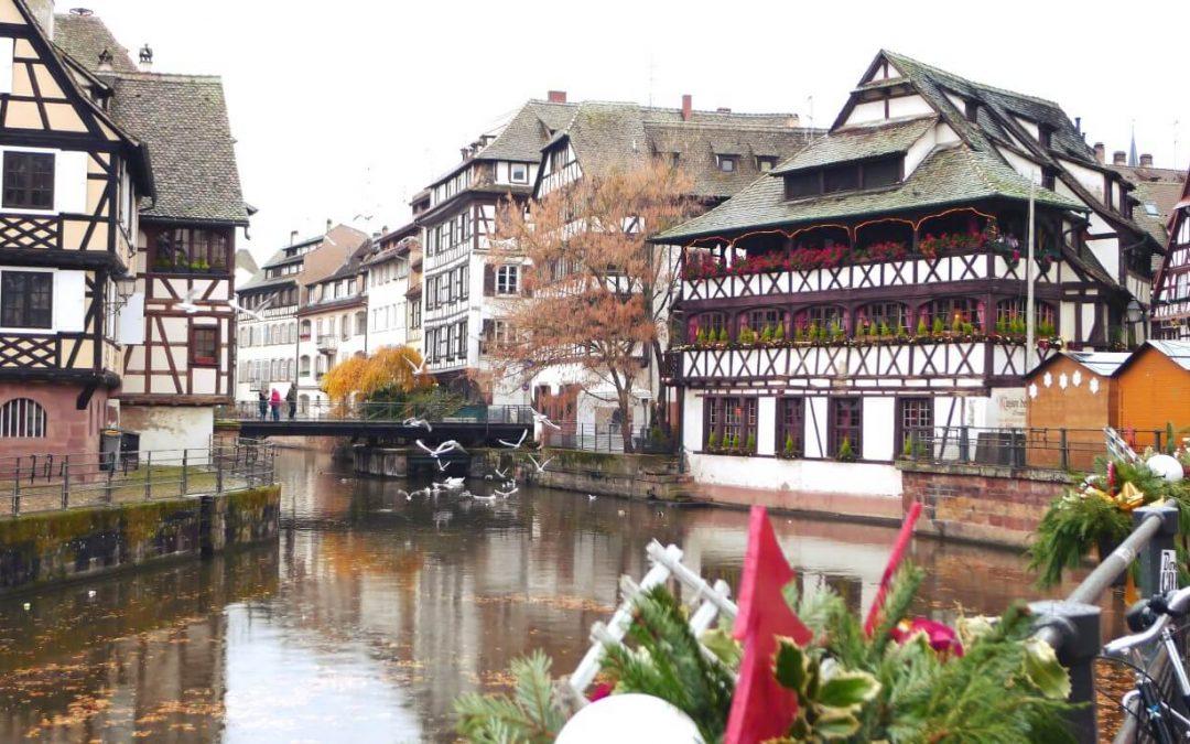 Alsacia en Navidad: cómo preparar el viaje