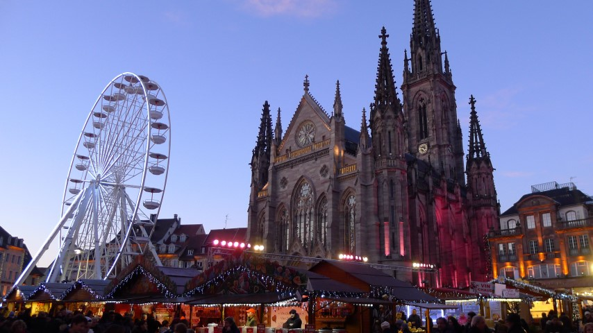 Alsacia en Navidad - Mulhouse en Navidad