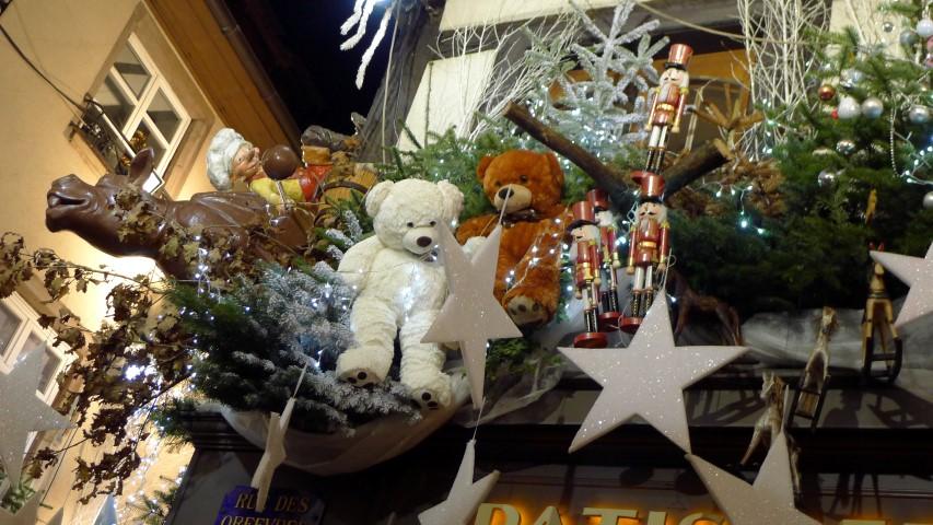 Alsacia en Navidad - Estrasburgo