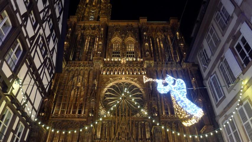 Alsacia en Navidad - Estrasburgo en Navidad