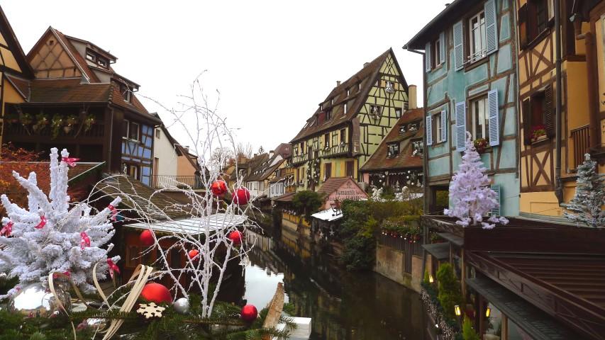 Alsacia en Navidad - Colmar en Navidad