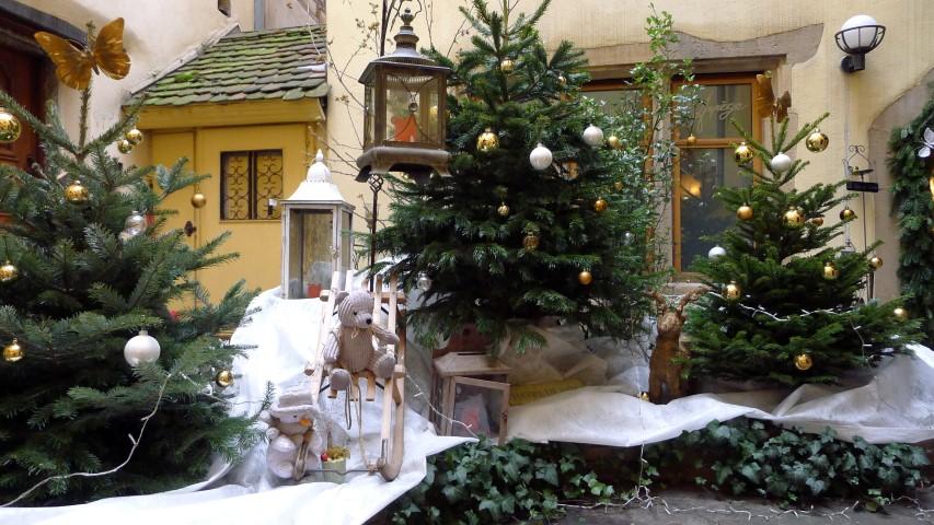 Alsacia en Navidad - Colmar