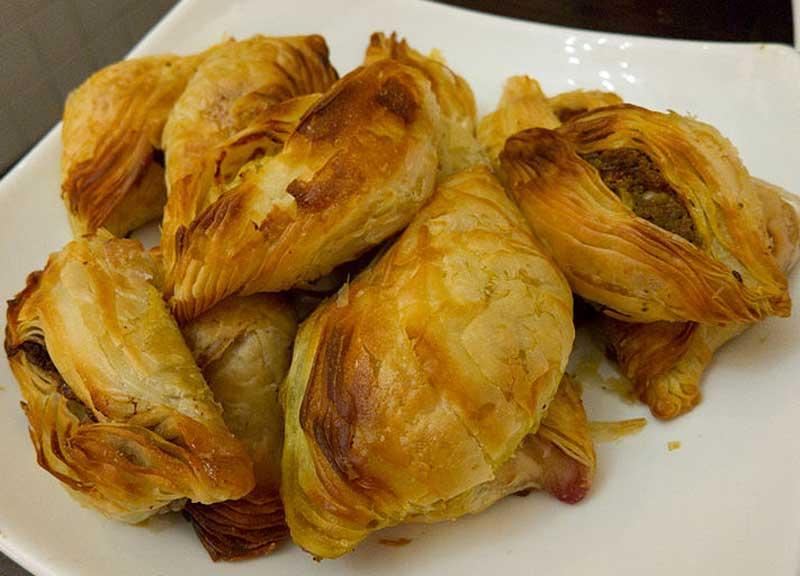 Pastizzi - qué comer en malta