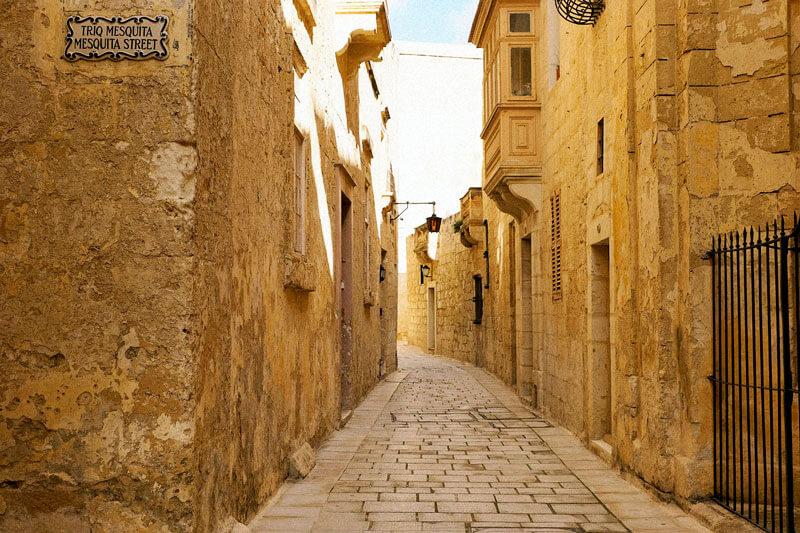 isla de Malta - Mdina