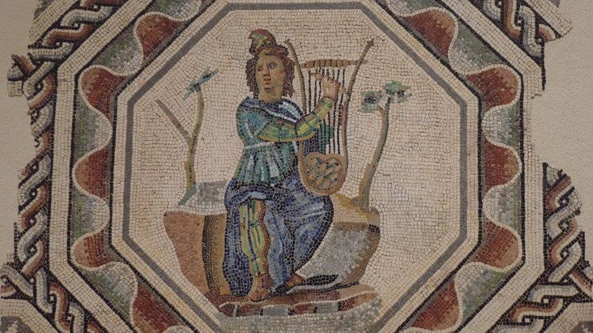 Músicas en la Antigüedad