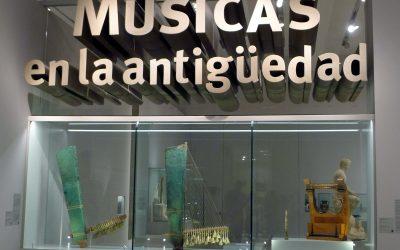 """Exposición """"Músicas en la Antigüedad"""""""