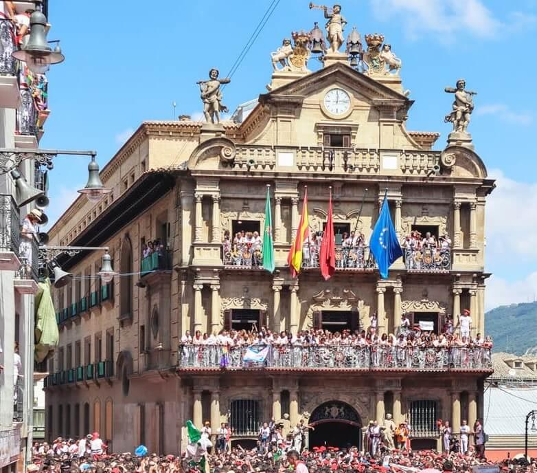 que visitar en Pamplona